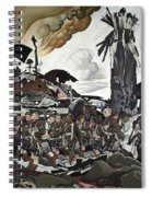 The Conquerors Spiral Notebook