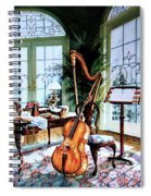 The Conservatory Spiral Notebook