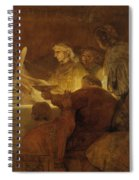 The Conspiracy Of The Batavians Under Claudius Civilis Spiral Notebook
