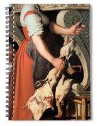 The Cook Spiral Notebook