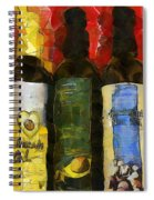 The Cook's Elixirs Spiral Notebook