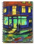 The Corner Store Spiral Notebook