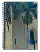 The Cornerstone Of The Community Spiral Notebook