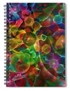 The Cosmic Keys Spiral Notebook