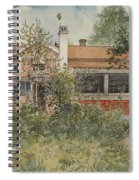 The Cottage. From A Home Spiral Notebook