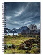 The Country Home Spiral Notebook