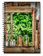 The Country Kitchen Spiral Notebook