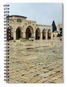 The Court Spiral Notebook