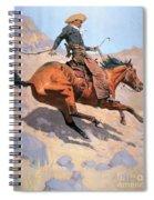The Cowboy Spiral Notebook