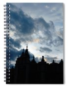 The Crakow Cloth Hall  Spiral Notebook