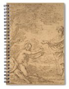 The Creation Of Eve  Spiral Notebook