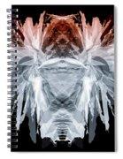 The Creature Spiral Notebook