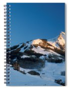 The Crested Butte Spiral Notebook