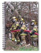 The Crew Spiral Notebook