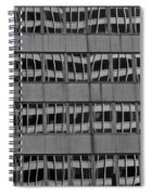 The Crooked House Spiral Notebook