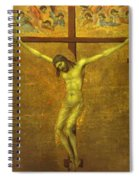 The Crucifixion 1311 Spiral Notebook