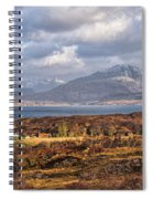 The Cuillin Spiral Notebook