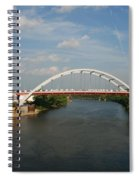 The Cumberland River In Nashville Spiral Notebook