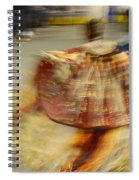 Pow Wow The Dance 2 Spiral Notebook
