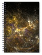 The Dance 3 Spiral Notebook
