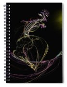 The Dance Spiral Notebook