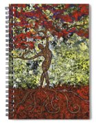The Dancer Series 5 Spiral Notebook