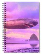 The Dawn Patrol Spiral Notebook