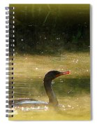 The Day Dreamer Spiral Notebook