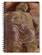The Dead Christ 1478 Spiral Notebook