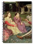 The Decameron Spiral Notebook