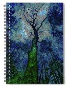 The Deep Wood Spiral Notebook