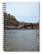 The Delaware River Spiral Notebook