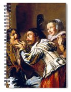 The Dentist, 1629 Spiral Notebook
