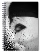The Depth Of Self-delusion Spiral Notebook