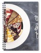 The Diet Starts Tomorrow Spiral Notebook