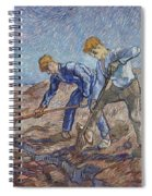 The Diggers Spiral Notebook