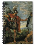 The Dismissal Of The Lictors Spiral Notebook