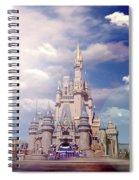 The Disney Rush Spiral Notebook