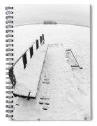 The Dock 1 Spiral Notebook