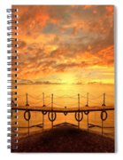 The Dock Spiral Notebook