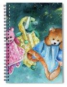 The Doo Doo Bears Spiral Notebook