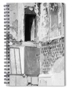 The Doorway To Darkness Spiral Notebook