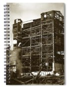 The Dorrance Breaker Wilkes Barre Pa 1983 Spiral Notebook