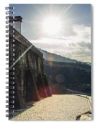 The Douro River Valley Spiral Notebook