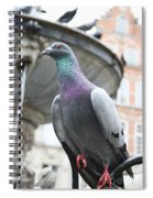The Dove 2 Spiral Notebook
