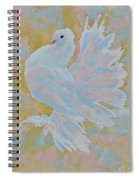 The Dove Spiral Notebook