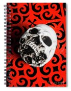 The Downfall Spiral Notebook