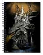 The Dragons Castle Spiral Notebook