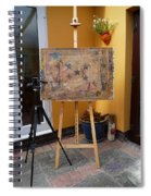 The Drawing Board Speaks Spiral Notebook
