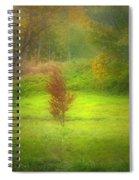 The Dream Field Spiral Notebook